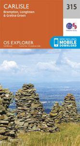 OS Explorer - 315 - Carlisle
