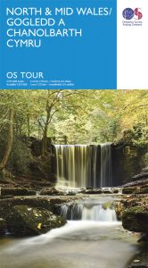 OS Tour - 10 - North & Mid Wales