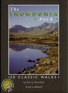 Walking-Books - The Snowdonia Pack