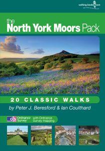 Walking-Books - The North York Moors Pack