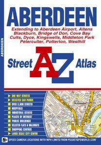 A-Z Street Atlas - Aberdeen
