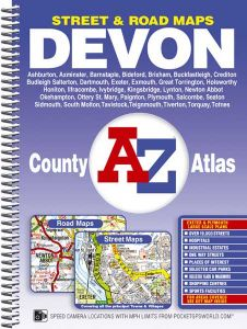 A-Z County Atlas - Devon Atlas