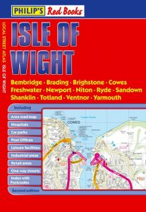 Red Books Street Atlas - Isle Of Wight