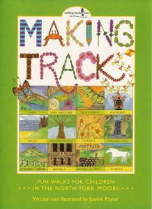 Walking-Books - Making Tracks In The North York Moors