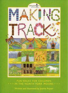 Walking-Books - Making Tracks In The North York Moors