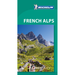 Michelin Green Guide - French Alps