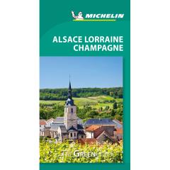 Michelin Green Guide - Alsace Lorraine Champagne