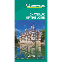 Michelin Green Guide - Chateaux Of The Loire
