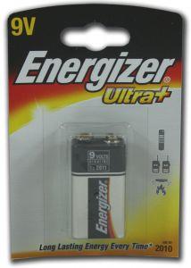 Energizer Ultra+ Batteries - 9V - Single Pack
