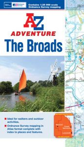 A-Z Adventure Atlas - The Broads