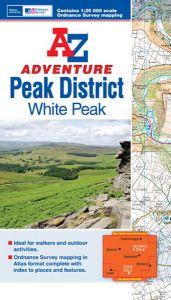 A-Z Adventure Atlas - Peak District (White Peak)