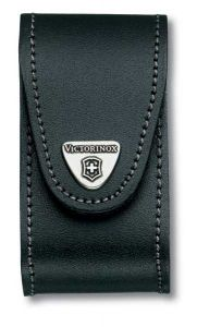 Victorinox - 5-8 Layer Leather Belt Pouch - Black (67)