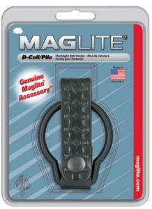 Maglite - D Belt Holder Basket Weave Leather - Black (36)
