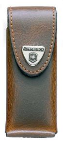 Victorinox - 5-8 Layer Leather Belt Pouch - Brown (67)