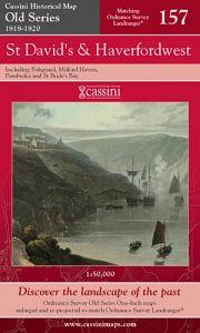 Cassini Old Series - St David's & Haverfordwest (1818-1820)