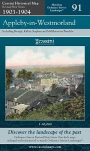 Cassini Revised New - Appleby-in-Westmorland (1903-1904)