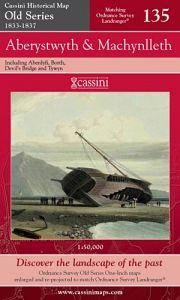 Cassini Old Series - Aberystwyth & Machynlleth (1833-1837)