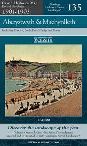 Cassini Revised New - Aberystwyth & Machynlleth (1901-1903)