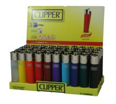 Clipper Lighters (40)