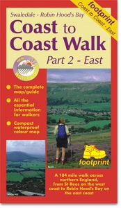 Footprint Maps - Coast To Coast Walk East (Part 2)
