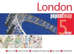 Popout Maps - London