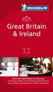 Michelin Red Guide - Great Britain & Ireland