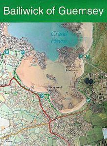 Digimap - Channel Islands Bailiwick Of Guernsey