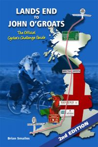 Challenge Publications - Land's End to John O'Groats (Cycle Guide)