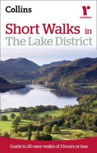 Collins - Short Walks - Lake District