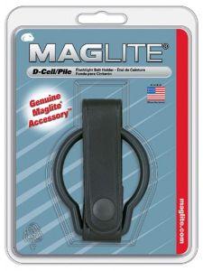 Maglite - D Cell Leather Belt Holder - Black (54)