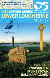 OS Discoverer - 17-Lower Lough Erne