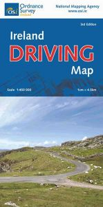 OS Ireland - Driving Map