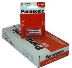 Panasonic - Special Batteries - 9V - Box Of 12 (25)