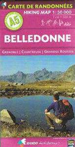 Rando - Belledonne-Grenoble-Chartreuse-Gr.Rousses (A5)