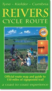 Footprint Maps - Reivers Way Cycle Route
