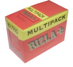 Rizla - Regular - Red Papers Multi 5 Pack (Box Of 20) (44)