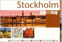 Popout Maps - Stockholm