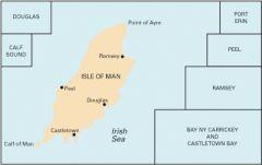 Imray Y Chart - Isle of Man (Y70)