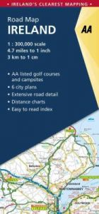 AA - Road Map - Ireland