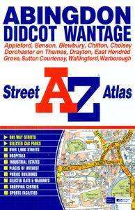 A-Z Street Atlas - Abingdon