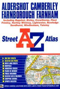 A-Z Street Atlas - Aldershot