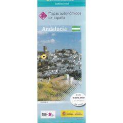 CNIG Spanish Autonomous Region Series Map - Andalucia