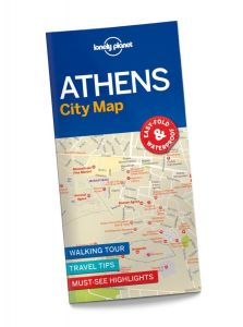 Lonely Planet - City Map - Athens