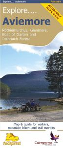 Footprint Maps - Explore Aviemore