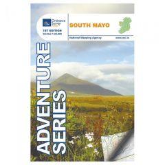 OS ROI Adventure Series Map - South Mayo