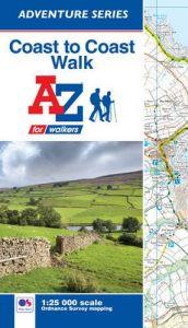 A-Z Adventure Atlas - Coast To Coast