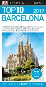 DK - Eyewitness Top 10 Travel Guide - Barcelona