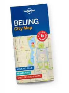 Lonely Planet - City Map - Beijing