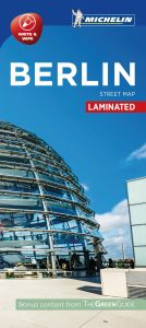 Michelin Laminated Citymap - Berlin