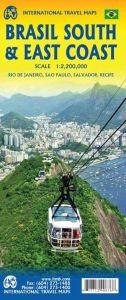 ITMB - World Maps - Brazil South / East Coast